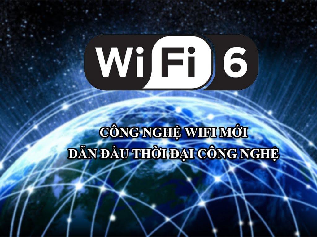 Công nghệ wifi 6
