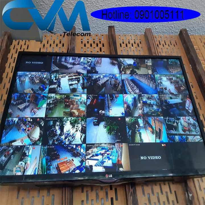 Hệ thống camera tại quảng ngãi