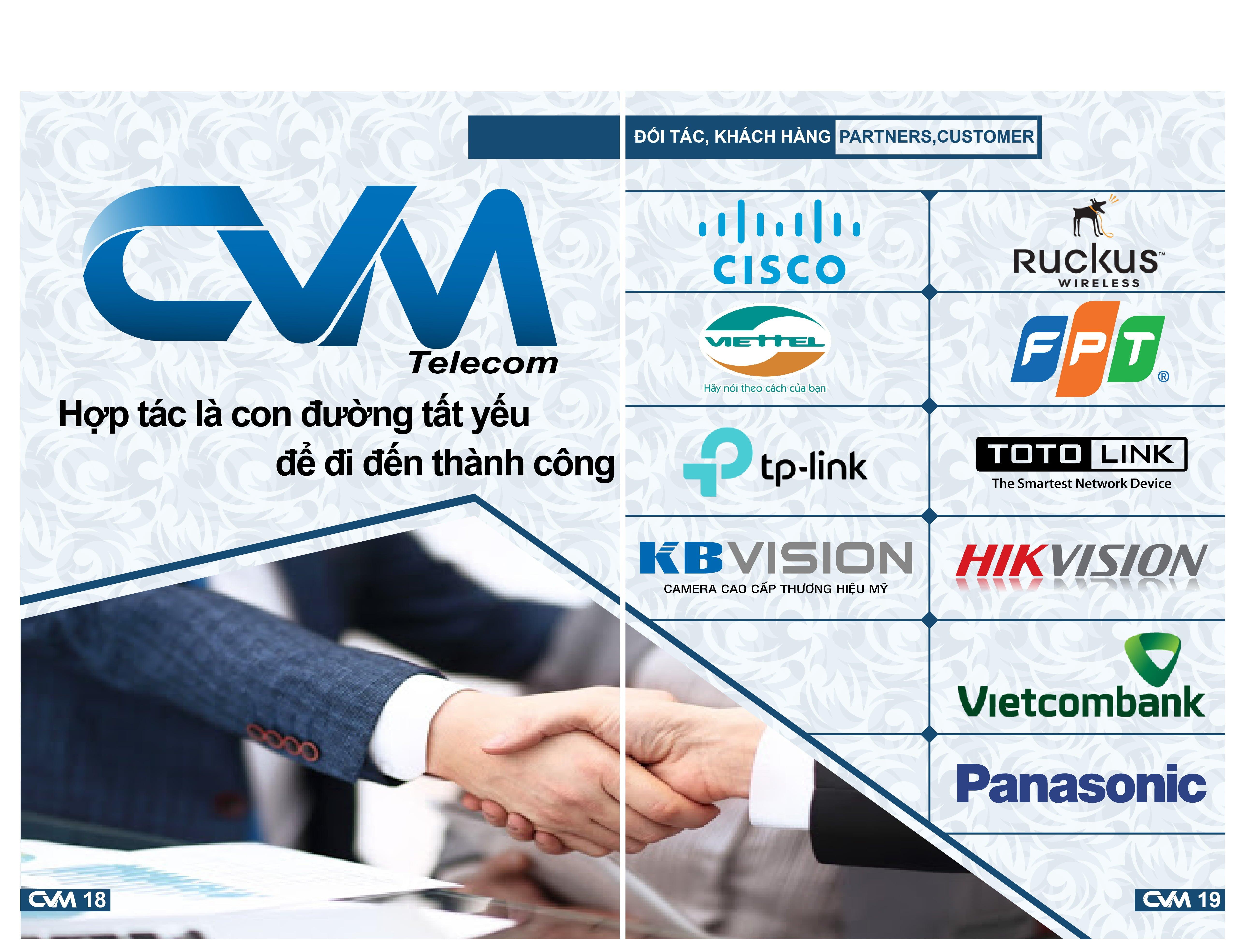 Đối tác của CVM