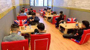 Giải pháp cho quán cafe game
