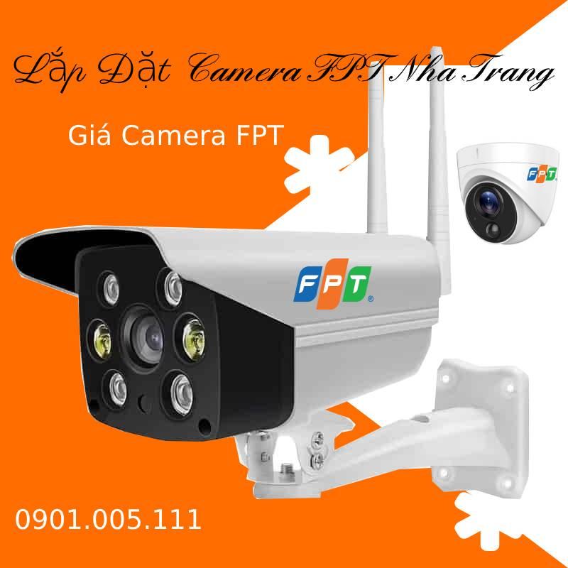 camera fpt giá bao nhiêu
