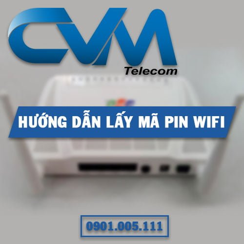 lay ma pin wifi
