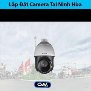 Lắp đặt camera tại Ninh Hòa