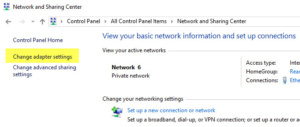 Lỗi xung đột địa chỉ IP