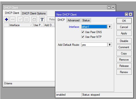 hướng dẫn cấu hình mikcrotik bằng phần mềm WinBox b4 c2